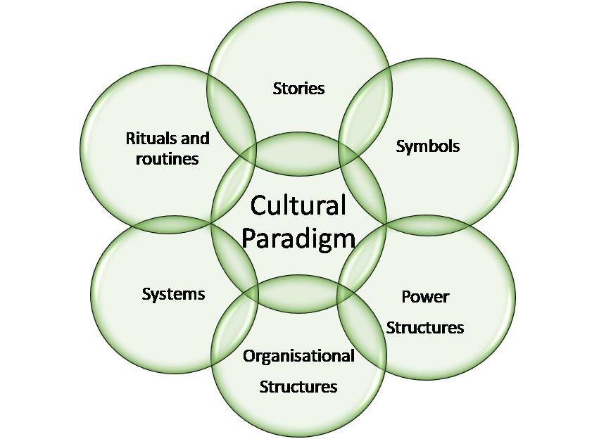 Cultural paradigm model